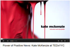 TEDX The Power of Positive News